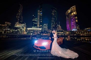 Unforgettable wedding photography in  South Bank,Brisbane!