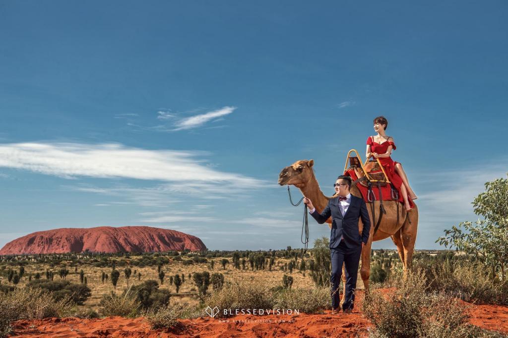 Australia Uluru Ayers Rock prewedding photography wedding Blessed Vision 澳大利亚 乌鲁鲁 澳洲 婚纱照 墨尔本 婚纱摄影 婚纱照 婚礼视频 (1 of 33)