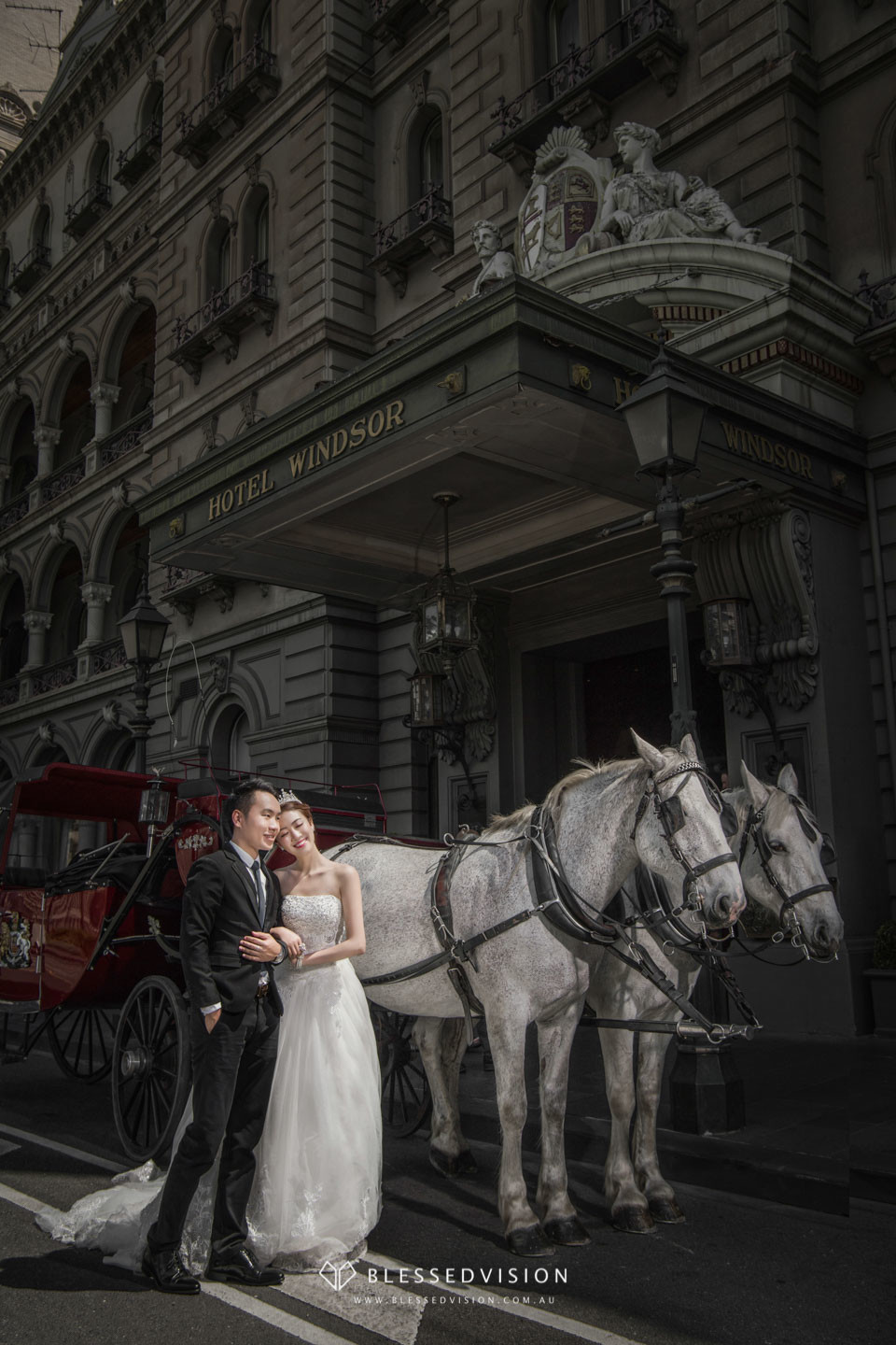 Blessed Wedding Photography: The Hotel Windsor - Blessed Vision Photography