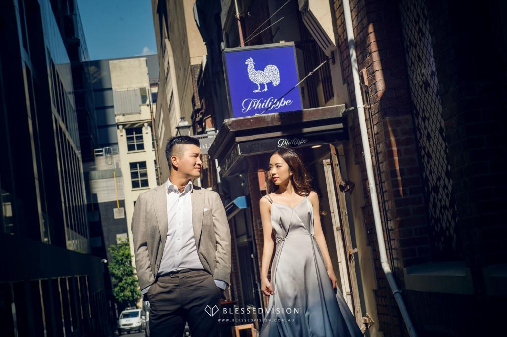 Melbourne Parliament Pre wedding Blessed Vision Melbourne Prewedding Photography 墨尔本 婚纱摄影 婚纱照 婚礼跟拍-