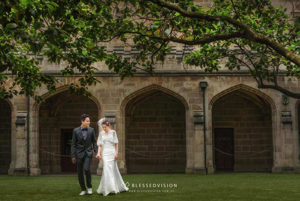 Melbourne university Pre wedding Blessed Vision Melbourne Prewedding Photography 墨尔本 婚纱摄影 婚纱照 婚礼跟拍-8977