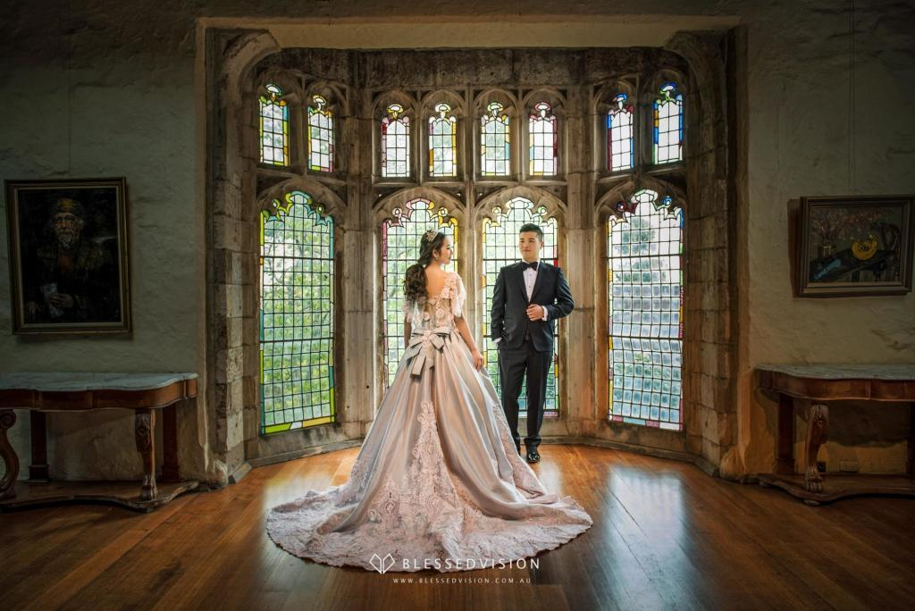 Montsalvat Pre wedding Blessed Vision Melbourne Prewedding Photography 墨尔本 婚纱摄影 婚纱照 婚礼跟拍-7179