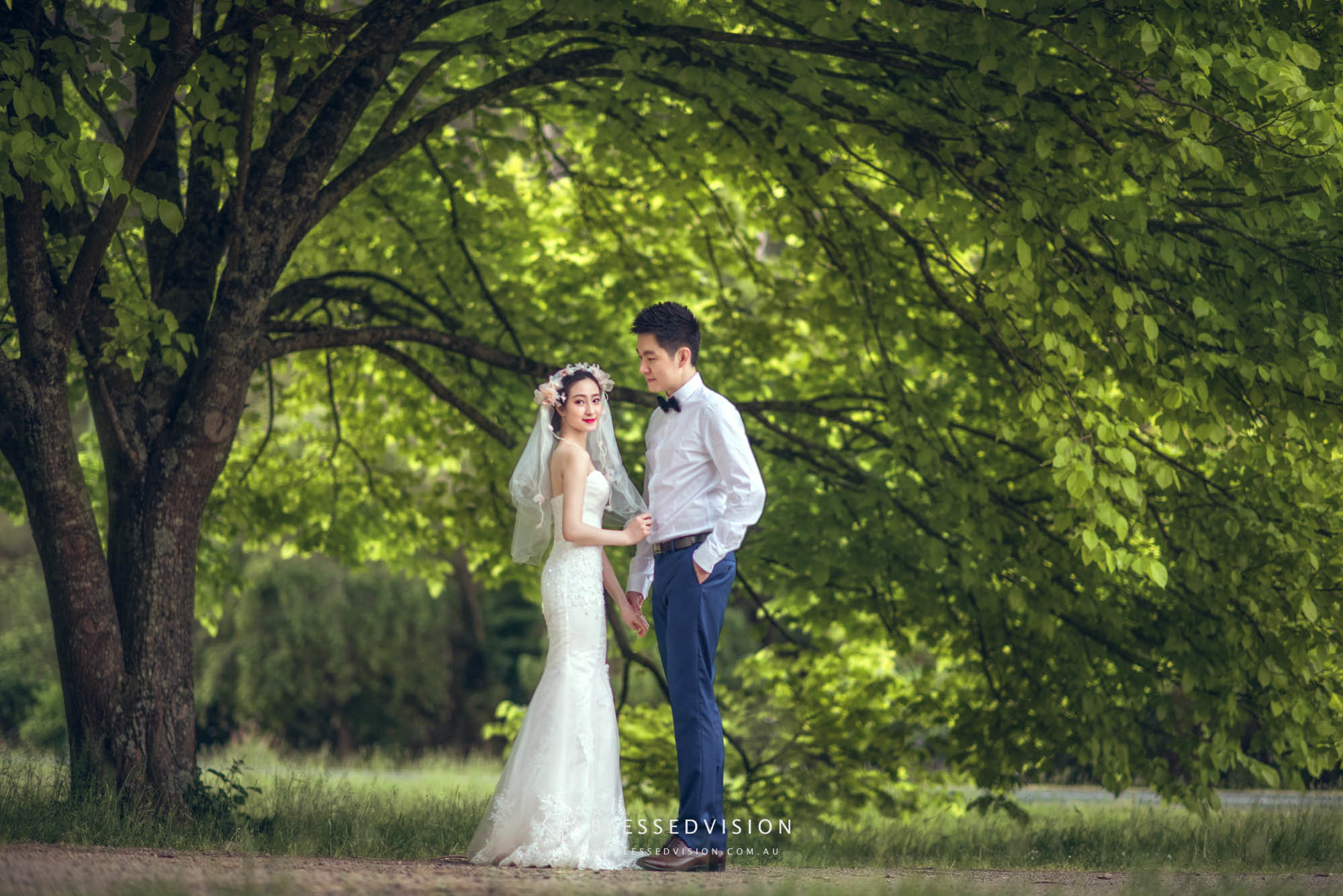Blessed Wedding Photography: Redwood Pre Wedding Blessed Vision Melbourne Prewedding