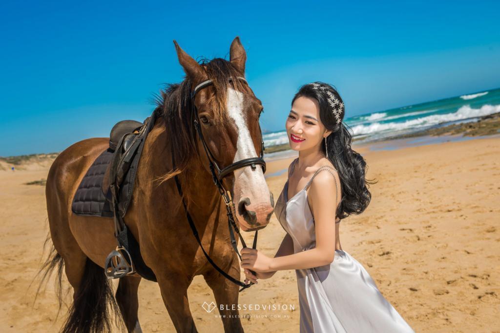 Horse riding retro Prewedding Wedding Photography Melbourne Sydndey Australia (8 of 27)