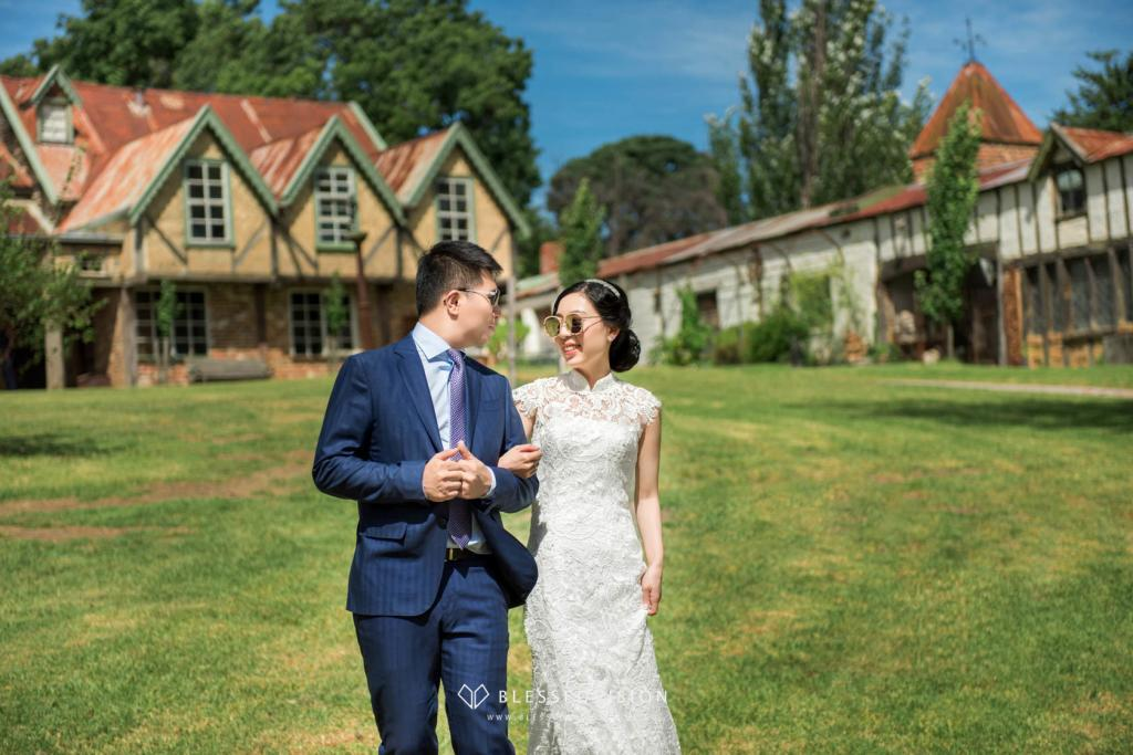 Montsalvat retro vintage Prewedding Wedding Photography Melbourne Syndey Australia (3 of 33)
