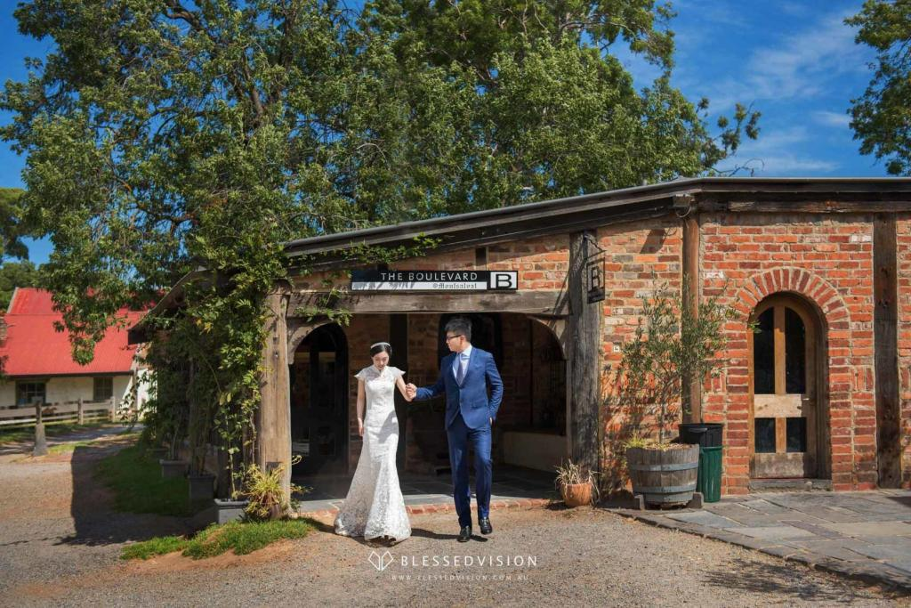 Montsalvat retro vintage Prewedding Wedding Photography Melbourne Sydney Australia (3 of 33)