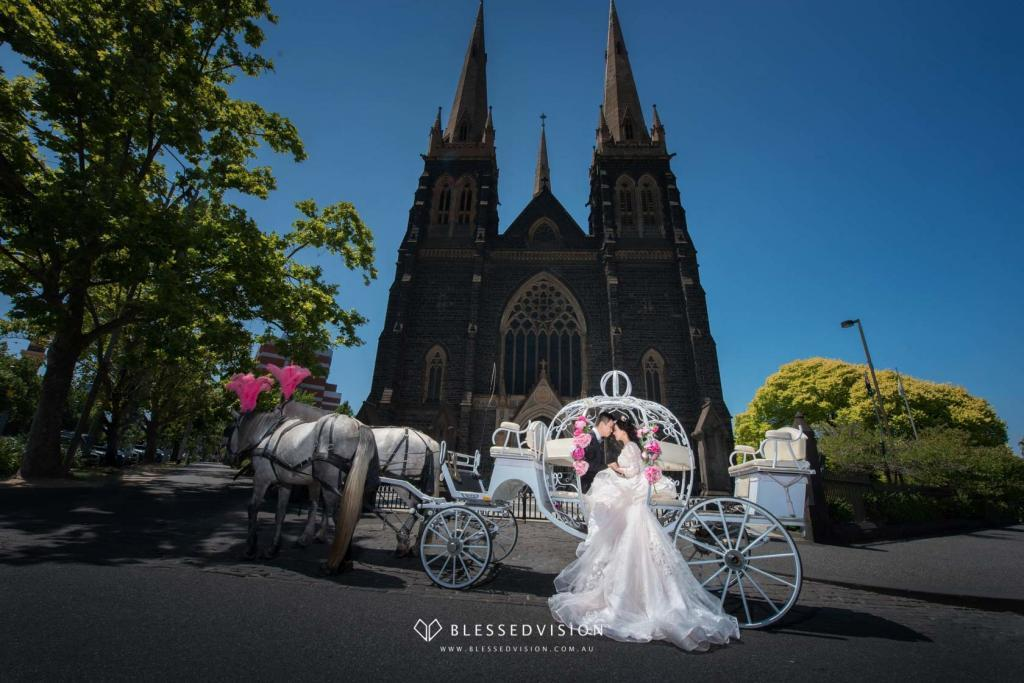 Vintage Horse Carriage retro Prewedding Wedding Photography Melbourne Sydney Australia (3 of 21)