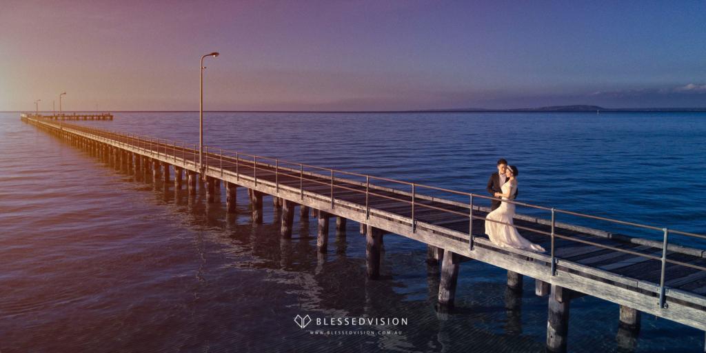aerial photography retro Prewedding Wedding Photography Melbourne Sydney Australia (1 of 9)